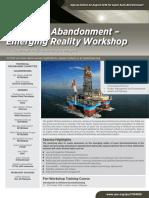 17WM06 - SPE Asset Abandonment Workshop_Final Brochure