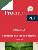 Ecologia - ProEnem