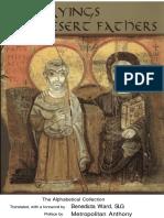 Apophthegmata Patrum-The Sayings of the Desert Fathers.pdf
