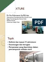IV Admixture