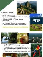 Machhu Picchu
