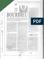 Bourdieu, Pierre - La Lógica de Los Campos, Entrevista
