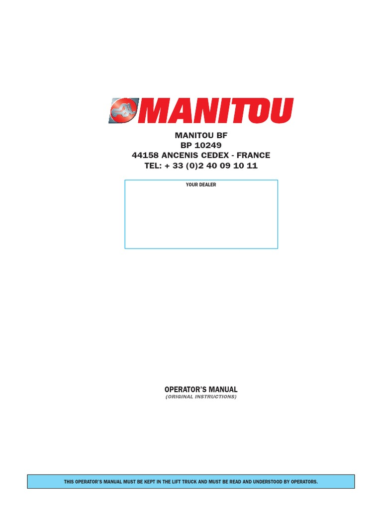 1511550330?v=1 manitou operator manual elevator trailer (vehicle)  at aneh.co