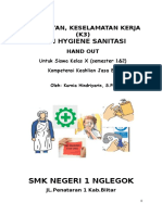 Handout k3 Hygiene