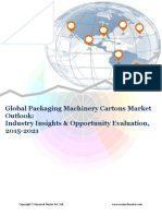 Packaging Machinery Market-Research Nester