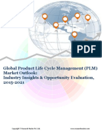 Product Life Cycle Management Market-Research Nester