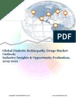 Retinopathy Diabetic Drug Market Study-Research Nester