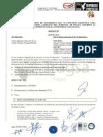 Acta 19 Comisión de Seguimiento VI Convenio Colectivo