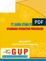SOP Security GUP