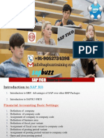 Live SAP FICO Training Classes by SAP FICO Experts |Usa|Hyderabad
