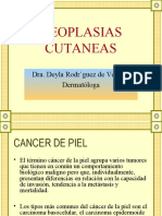 NEOPLASIAS CUTANEAS