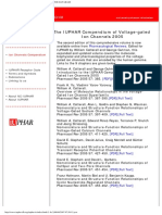 IUPHAR ION CHANNEL COMPENDIUM - RECEPTOR DATABASE.pdf