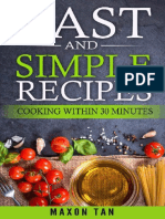 Fast and Simple Recipes- Cooking Within 30 Minutes.pdf