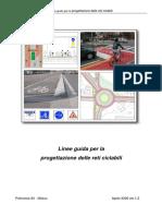 Linee Guida Per Progettazione Piste Ciclabili