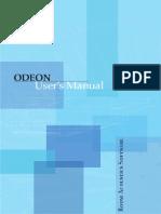 Odeon Manual