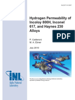 4633201 Hydrogen Permeability