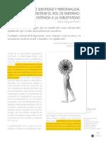 Enfermedad, Identidad y Fibromialgia