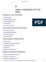 Kanban Fundamentals_ Using Kanban in IT and Software Development