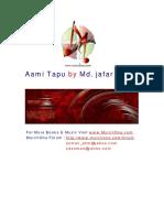 Aami Tapu by Md. Jafar Iqbal.pdf