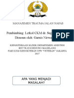 PPT JURNAL ANESTESI