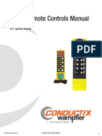 Manual - Radio Remote - K Series