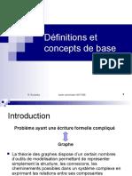 Notions Fondamentales Sur Les Graphes
