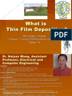 Thin Film What Is