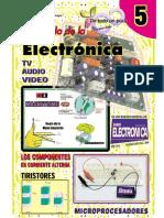 5-El Mundo de La Electronica TV Audio y Video