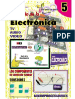5-El Mundo de La Electronica TV Audio y Video