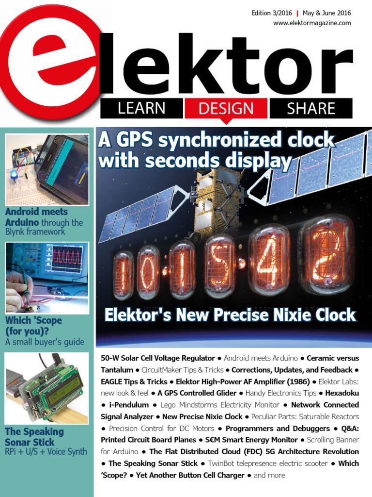 Elektor Electronics 2016 0506 Electronic Engineering Computing 5v 10a Regulator Circuit Switchingregulatorcircuit Power