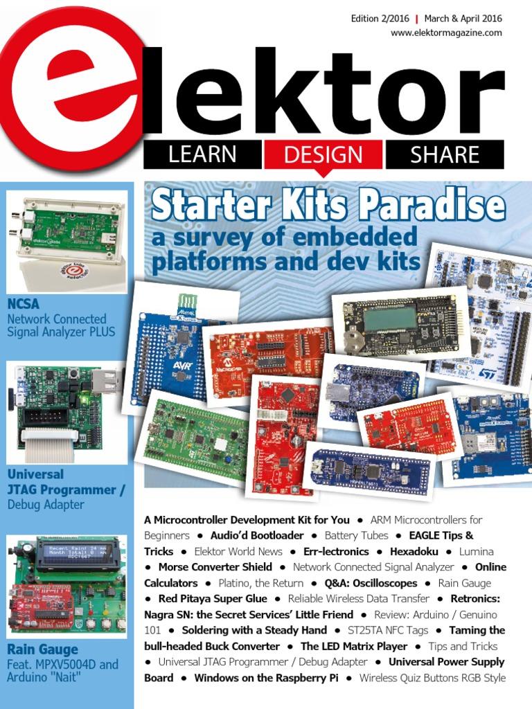 Elektor Electronics 2016 0304 Near Field Communication Continuity Tester Circuit Diagram Eeweb Community Electronic Engineering