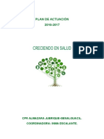 Plan de Actuación 29602013- CPR ALMAZARA (Jubrique - Genalguacil)
