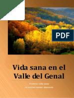 """Premios """"Vida Sana""""  CPR ALMAZARA (Jubrique - Genalguacil)"""