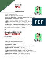 Atg Discussion Pastsimple2