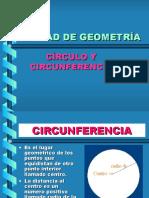 Circulo y Circunfencia
