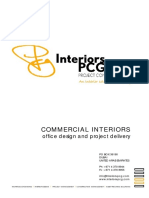 Dubai Office Interior Designer and Delivery Specialists