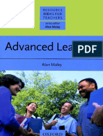 Advanced Learners Reduced Book