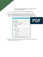 Self Signed Certificate for Edge Server