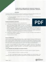 Bases Convocatoria Manipulador Secretaria y Asistente
