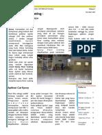 Epoxy Floor Coating - Aplikasi Dan Masalahnya