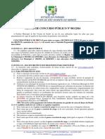 Edital de Abertura Do Concurso_sao Vicente Do Serido