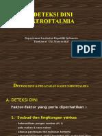 Deteksi Dini Xeroftalmia1