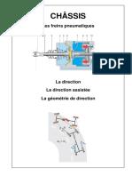 Direction Et Geometrie Et Freins Pneumatiques