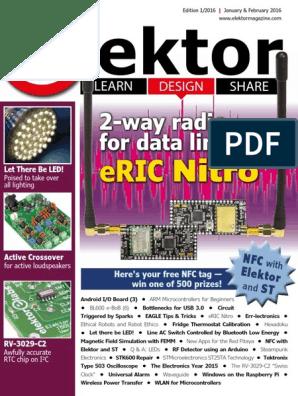 Elektor Electronics USA - January-February 2016   Near Field