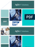 2007 Agso Sap Workflow
