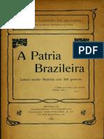 Patria Brazil Eira 00 Card