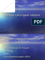 Benign_Laryngeal_Lesions_Presentation_TDuong_11-12-08.ppt