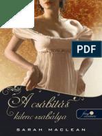 Sarah MacLean - A csábítás kilenc szabálya.pdf