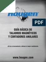 Hougen Guia Basica de Taladros Magneticos Espanol