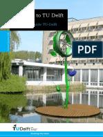 Guide TU Delft New Students 2014